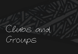 Clubs and Groups