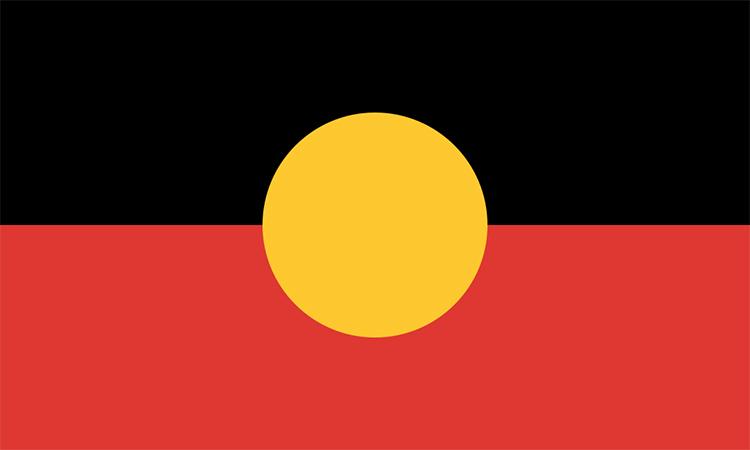 Flag - Aboriginal
