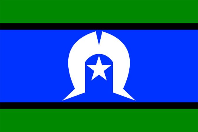 Flag - Torres Strait Islander